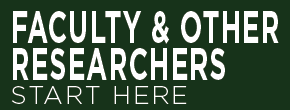 Faculty & other researchers start here